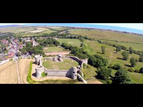 Phantom   Pevensey Castle