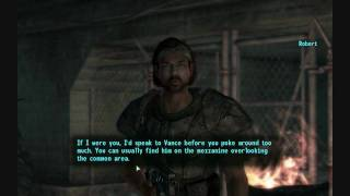 Fallout 3 Unique Weapons - Vampire's Edge thumbnail