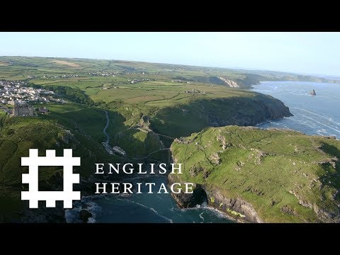 Tintagel Castle: The Vision for a New Bridge