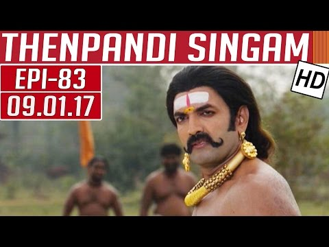 Thenpandi Singam | Epi 83 | 09/01/2017 |...