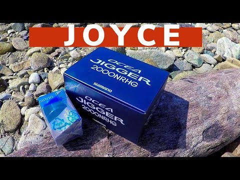 My New Jigging Reel | Joyce | Shimano Ocea Jigger 200NHG