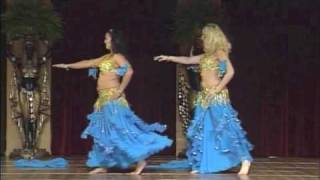 Belly Dance Soulfire | Winning Bellydance Choreography at Ya Halla Y