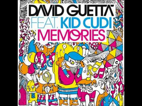 David Guetta feat Kid Cudi  Memories Extended Mix