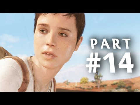 Beyond Two Souls Gameplay Walkthrough Part 14 - Navajo