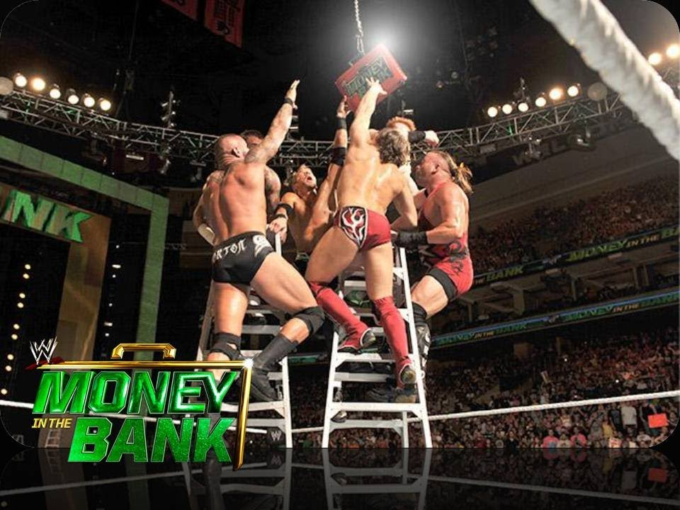 wwe money in the bank 2013 review good show but why randy