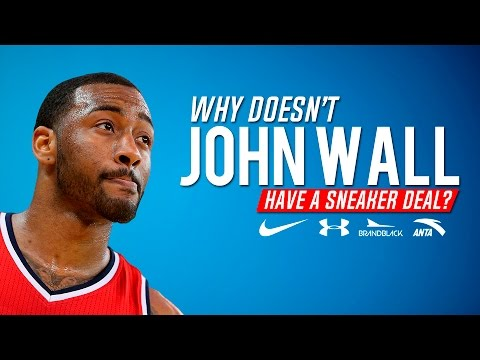 Why Does John Wall NOT Have a Sneaker Deal?