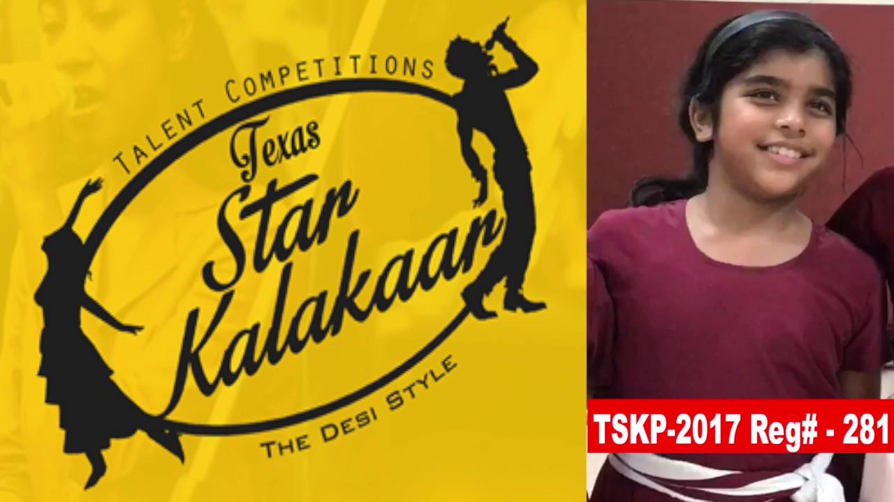 Reg# TSK2017P281 - Texas Star Kalakaar 2017