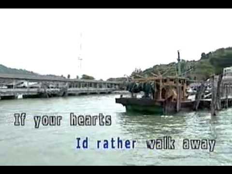 Westlife   If Your Heart s Not In It   KARAOKE
