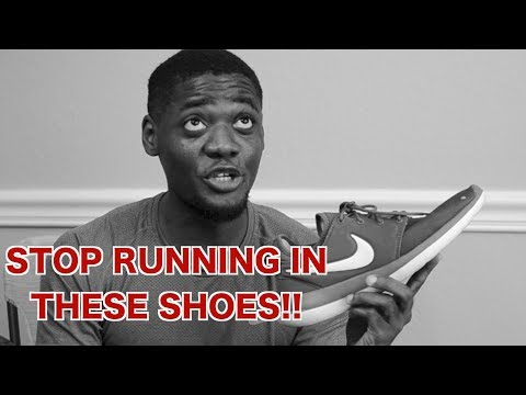 STOP WEARING THESE SNEAKERS! ( Runners vs Running Shoes ) | Nike Roshe , Adidas NMD vs Running shoes