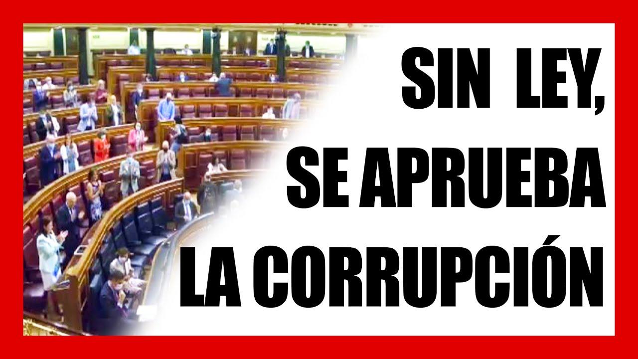 CONFINAMIENTOS ILEGALES y LEGALIZACIÓN del COHECHO
