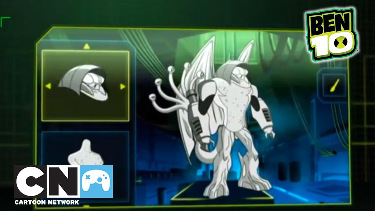Ben 10 Alien Maker Battles