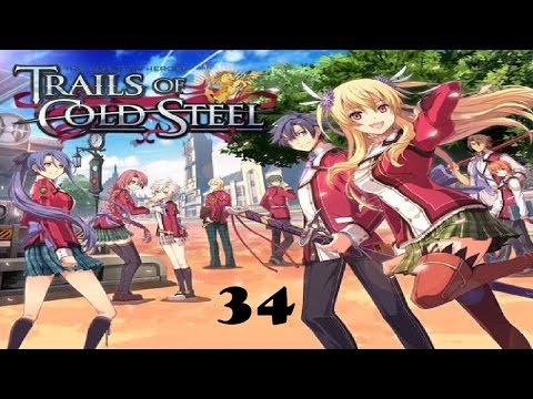 Let's Play Trails of Cold Steel #34 - Quickest Rescue Ever!