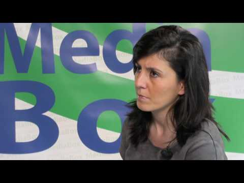 Mediabox interview with Ms.Ann McCoy