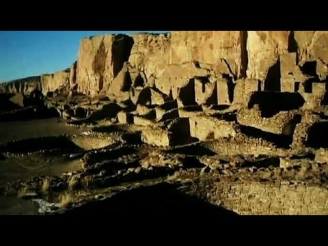 Chaco Canyon at Sunset ( Dec 21st 2012 )