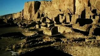 Chaco Canyon Sunset- on Dec 21st 2012