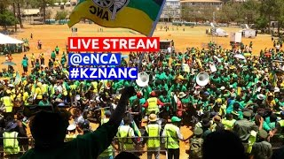 WATCH: KZN ANC Conference - Day 2