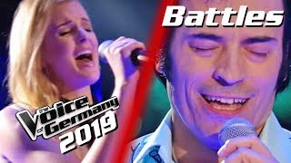 Lana Del Rey - Young and Beautiful (Maria vs. Herculano) | The Voice of Germany 2019 | Battles
