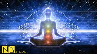 ALL 7 CHAKRAS HEALING MUSIC 💖 Full Body Aura Cleanse & Boost Positive Energy ♬ Meditation Music