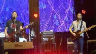 黃貫中 x 黃家強 - 喜歡你 LIVE@Tiger Asian Music Festival 2012 Malaysia