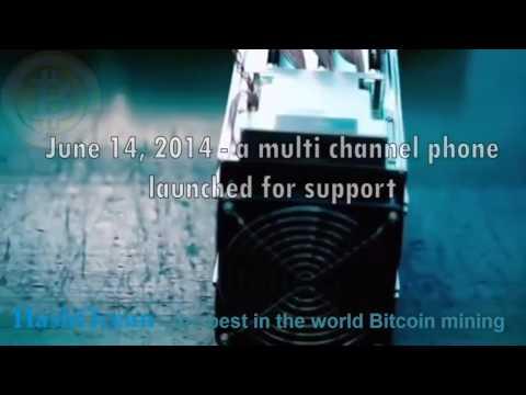 Hash Ocean №1 In The World! BEST Cloud Mining Bitcoin.