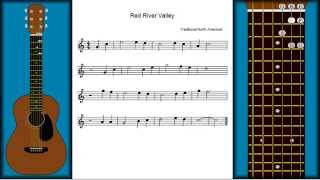 Song: Red River Valley - BC Guitar 6.2.13
