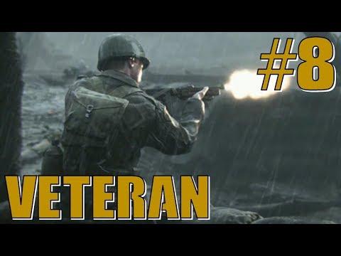 Call of Duty: WW2 | Mission 8 - Hill 493 | Veteran Walkthrough Playthrough