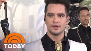 Panic! At The Disco's Brendon Urie Talks 'Kinky Boots': Broadway Is 'Grueling' | TODAY