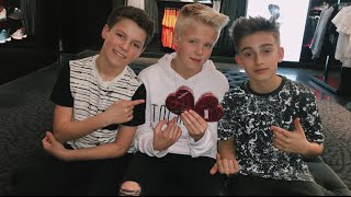 Finding the Perfect Valentine - Carson Lueders ft. Johnny Orlando & Hayden Summerall