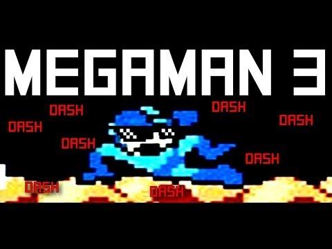 Rush, Dash, Rage.. ah... - MEGAMAN 3 - Episódio 1