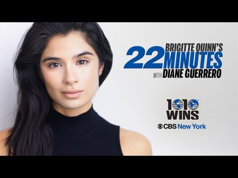 22 Minutes with Diane Guerrero