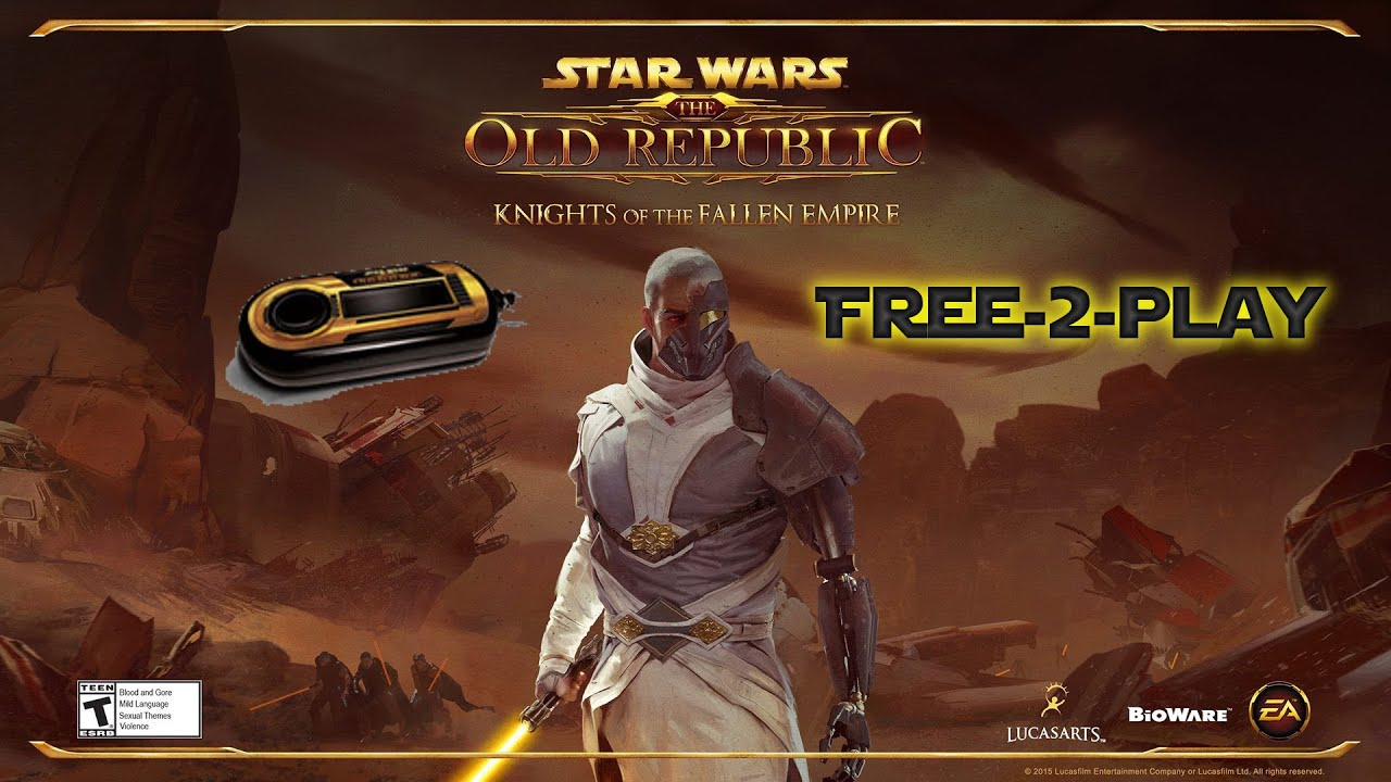 Mobile Security Key App Swtor