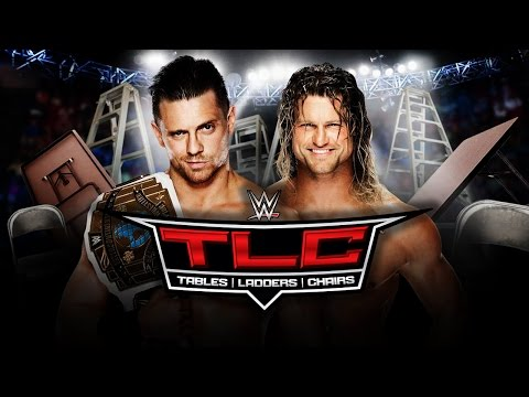 WWE TLC 2016 ORAKEL 🏟 IC Title Ladder Match - The Miz vs. Dolph Ziggler