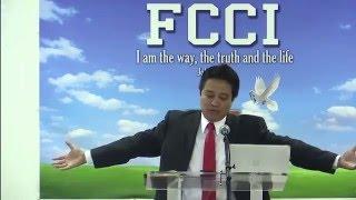 Rev. Dr.  Hre Mang - Easter Bible