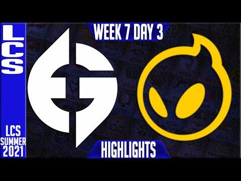 Download EG vs DIG Highlights | LCS Summer 2021 W7D3 | Evil Geniuses vs Dignitas