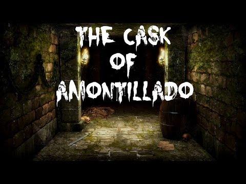 The Cask of Amontillado Know Your Meme