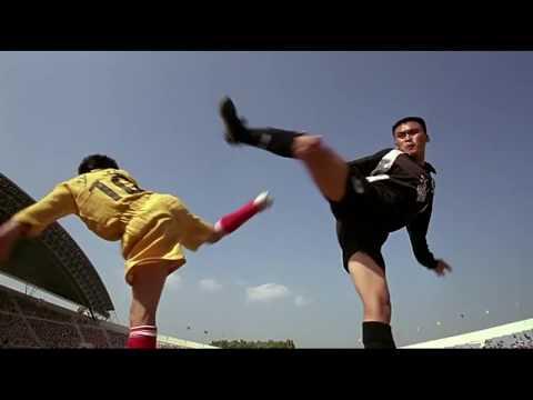 шаолинский футбол финал часть 1