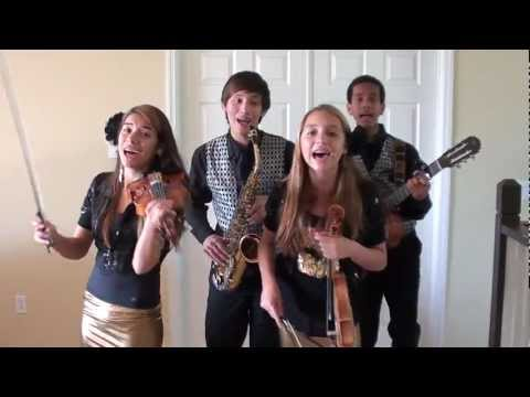 Train 50 ways to say goode  Castillo Kids Oct 14 2012