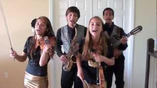 Train 50 ways to say goodbye by Castillo Kids Oct 14 2012