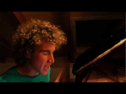 Leonard Cohen - Hallelujah (Piano + Voice cover)