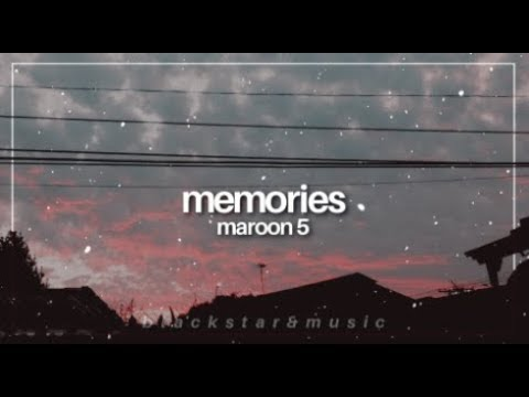 memories-||-maroon-5-||-traducida-al-español-+-lyrics