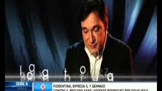 Fabio Caressa su Del Piero e il suo addio alla Juventus
