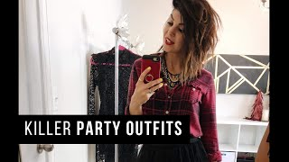 Killer Party Outfits