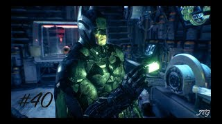 Batman: Arkham Knight Walkthrough Gameplay - PS4 - Part 40 - Nimbus Cell