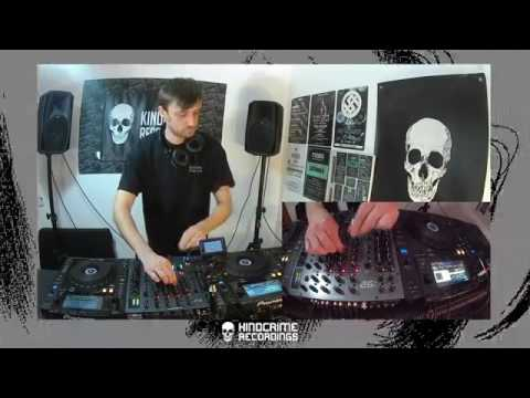 Techno, Industrial, Drone -  Eric Fetcher
