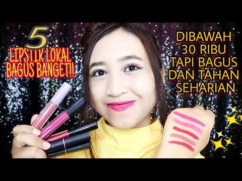 5-lipstik-lokal-termurah-untuk-remaja/pemula-|-lipcream-murah-dibawah-30-ribu-tapi-bagus-!!!