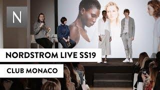 Club Monaco   Nordstrom Live Spring 2019