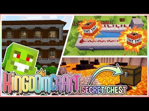 first-tnt-cannon-&-secret-pvp-chest!!-|-kingdomcraft-ep.6