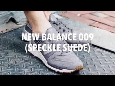 new balance 009 blue rain