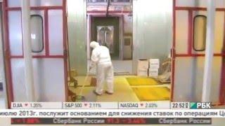 Производство бульдозеров. Сделано в России. РБК