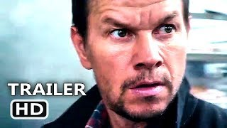 MILE 22 Official Trailer (2018) Mark Wahlberg, Ronda Rousey Movie HD